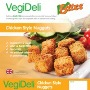 Meat Alternatives - Chicken Style Nuggets
